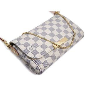 LOUIS VUITTON ルイヴィトン ヴィトン ダミエ・アズール LV バッグ ショルダーバッグ フェイボリットPM N41277|all-brand|02