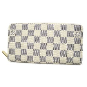 LOUIS VUITTON ルイヴィトン ダミエ・アズール 長財布 ジッピーウォレット LV N60019|all-brand