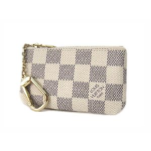 LOUIS VUITTON ルイヴィトン ダミエ・アズール キー&コインケース ポシェット・クレ LV N62659|all-brand
