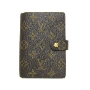 LOUIS VUITTON ルイ・ヴィトン モノグラム アジェンダPM 手帳カバー LV R20005|all-brand