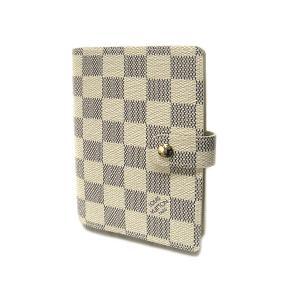 LOUIS VUITTON ルイ・ヴィトン ダミエ・アズール 手帳カバー アジェンダPM LV R20706|all-brand