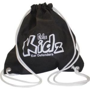 Edz Kidz キッズ用イヤーディフェンダー/イヤーマフ [並行輸入品] (バッグブラック)|all-for-you