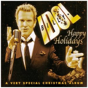 Happy Holidays (A Very Special Christmas Album) [CD] Idol, Billy all-for-you