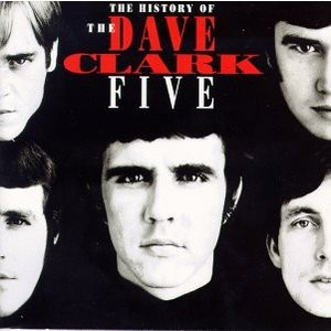 History of the Dave Clark Five [CD] Dave Clark Five all-for-you