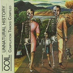 Unnatural History [CD] Coil all-for-you