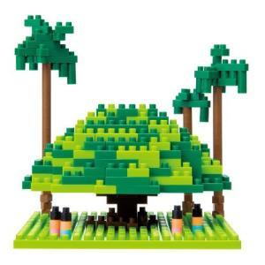 nanoblock Giant Banyan Tree 南国の大きな木 all-for-you