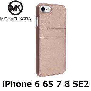 マイケルコース MICHAEL KORS iPhone 6 6s 7 8 SE2 Ballet Pi...