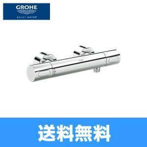 グローエ[GROHE]グローサーモ3000[GROHTHERM3000]サーモスタットシャワー混合栓3427410J[送料無料]|all-kakudai