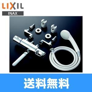 [BF-WM145TZSG-AT]リクシル[LIXIL/INAX]取替用水栓シャワーバス水栓[サーモスタット][エコフルスプレーシャワー][一般地仕様][送料無料]|all-kakudai