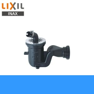 [JT-4-S]リクシル[LIXIL/INAX]洗濯機パン用鋳鉄製排水トラップ[横型]|all-kakudai