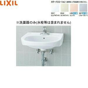 [L-176U]リクシル[LIXIL/INAX]そで無大形洗面器[壁付式]|all-kakudai