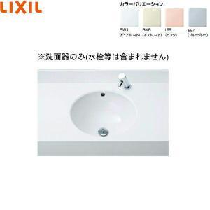 [L-2260]リクシル[LIXIL/INAX]はめ込み円形洗面器[アンダーカウンター式]|all-kakudai
