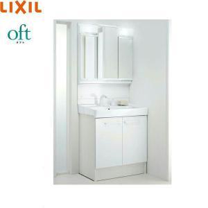 [FTV1N-755SY+MFTV1-753TXJU]リクシル[LIXIL][オフト]洗面化粧台セット[セット間口750][送料無料]|all-kakudai