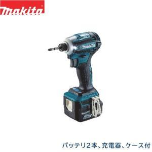 [TD162DRGX]マキタ[MAKITA]充電式インパクトドライバ[リチウムイオンバッテリ][14.4V][青] all-kakudai