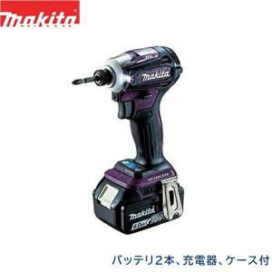 [TD172DGXAP]マキタ[MAKITA]充電式インパクトドライバ[リチウムイオンバッテリ][18V][オーセンティックパープル] all-kakudai