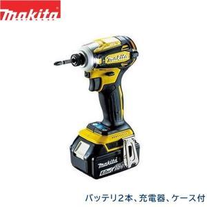[TD172DGXFY]マキタ[MAKITA]充電式インパクトドライバ[リチウムイオンバッテリ][18V][フレッシュイエロー] all-kakudai
