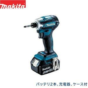 [TD172DRGX]マキタ[MAKITA]充電式インパクトドライバ[リチウムイオンバッテリ][18V][青] all-kakudai