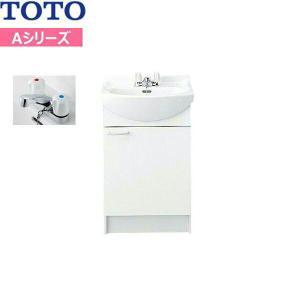 [LDA506ACUR]TOTO[Aシリーズ]洗面化粧台[化粧台のみ]間口500mm[2ハンドル混合水栓][洗面ボウル高さ750mm][送料無料]|all-kakudai