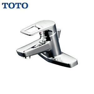 [TLHG30ES]TOTO洗面所用シングル混合水栓[台付き2穴]|all-kakudai