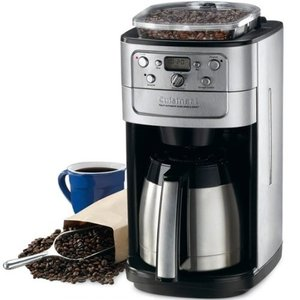 【Cuisinart クイジナート】12-cup オートマチックコーヒーメーカー ミル・