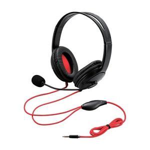 ELECOM 4極ヘッドセットマイクロフォン 両耳オーバーヘッド 1.0m PS4用 GM-