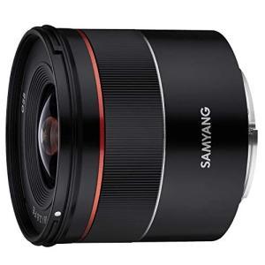 SAMYANG 単焦点広角レンズ AF 18mm F2.8 FE ソニーαE用 フルサイズ対応