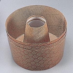アンテノア 紙製シフォンケーキ型17cm(3枚入)cm D-3412