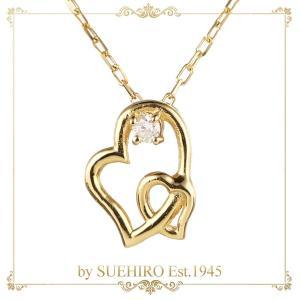 大人可愛いハートモチーフはどの世代にも大人気。 可愛いだけじゃない、本物の良さがキラリと光るダイヤモ...