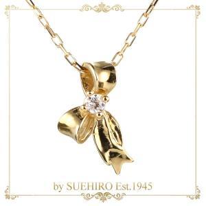 大人可愛いリボンモチーフはどの世代にも大人気。 可愛いだけじゃない、本物の良さがキラリと光るダイヤモ...