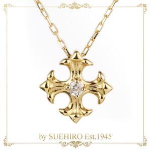 大人可愛い十字架モチーフはどの世代にも大人気。 可愛いだけじゃない、本物の良さがキラリと光るダイヤモ...