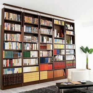 本棚!突っ張り式 専用別売品 下段BOX用追加ブックガード|alla-moda
