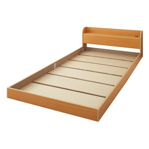 フロアベッド  シングル ベッドフレームのみ alla-moda