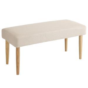 ダイニング ベンチ 2人掛け スライド 伸長式 エクステンションテーブル|alla-moda
