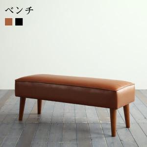 ベンチ 2人掛け単品 大型 L字 リビングダイニングセット|alla-moda