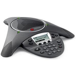 Polycom SoundStation IP 6000  会議システム 拡張マイク対応モデル