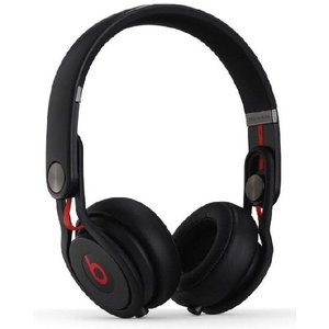 Beats by Dr.Dre Mixr 密閉型 オンイヤー ヘッドホン ブラック BT ON MIXR BLK  アウトレット新品|allaccesory