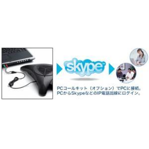 Polycom PC コールキット