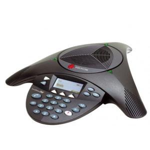 Polycom 電話会議システム SoundStation2 ( 拡張マイク接続不可 ) ( PPSS-2-BASIC )