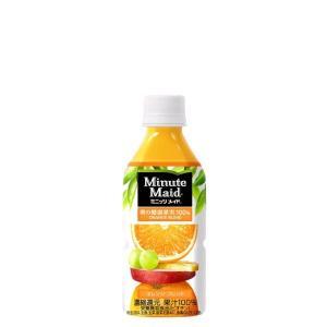 ミニッツメイドオレンジブレンド 350ml PET 24本セットの商品画像|ナビ
