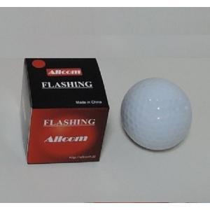 選べる光るゴルフボール(赤色、青色、緑色、オレンジ色、多色、連続点灯タイプ、点滅タイプ) golf-06
