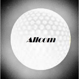 光るゴルフボール(ホワイト色LED連続点灯タイプ) golf...