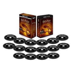 ハリー・ポッター 8フィルムコレクション<4K ULTRA HD&ブルーレイセット>(16枚組) [Blu-ray] [Blu-ray]