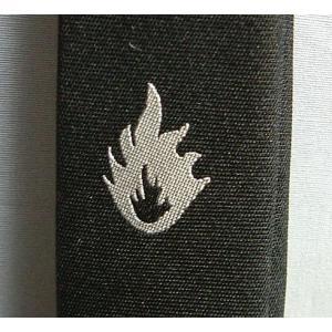 ディオール オム Dior Homme メンズ ネクタイ 黒 ファイヤーマークデザイン ディオールオム DHTG|allegrezza