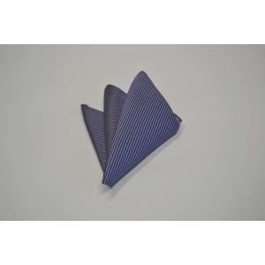 無地(縦ライン)/紫のソリッド(無地)ポケットチーフ(チーフ30cm) / PC-SO007|allety