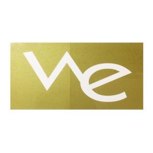 ウエスタンエディション WESTERNEDITION/WE OG ステッカー|alleyoop