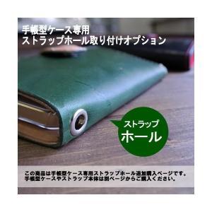 スマホケース 手帳型 全機種対応 本革 専用 ストラップホール取付 オプション iPhone 6 Plus ケース|allfie