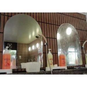 鏡 曇り止め・汚れ防止・水垢防止 スッキリフィルム  A2サイズ (約610mm×420mm)|allfolia|02