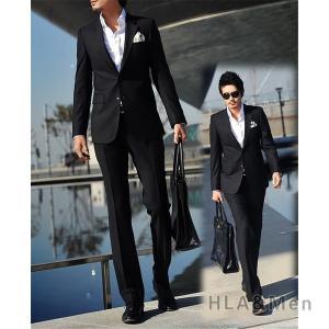 スーツ セットアップ メンズ 1つボタン ビジネススーツ スリムスーツ 入学式 結婚式 卒業式 新生活 就職 紳士 サイドベンツ 敬老の日|allforever