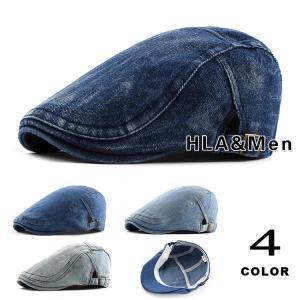 帽子 メンズ 夏 キャップ UVカット メンズハット 夏用帽子 コットン デニム 紫外線対策 新作 敬老の日|allforever