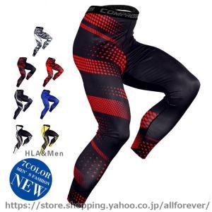 タイツ メンズ 加圧パンツ 長ズボン コンプレッションウェア 吸汗 速乾 アンダーウエア トレーニングウエア スポーツ|allforever